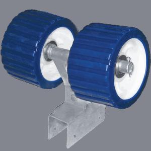 blue wheel for ramp kit