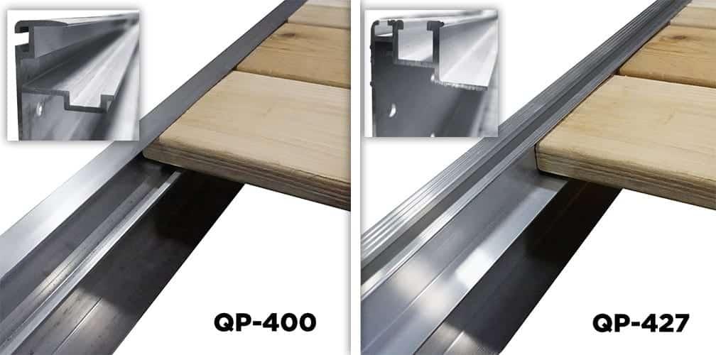QP-400 VS QP-427