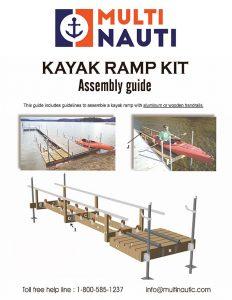 Kayak ramp kits assembly guide