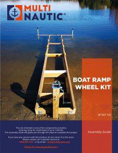 Boat ramp kit assembly guide