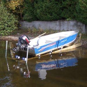 Small Boat Ramp Kit