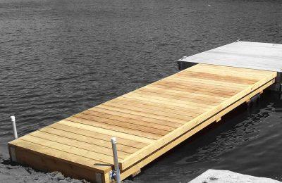 Multinautic Dock 19652 semi-floating 6x16